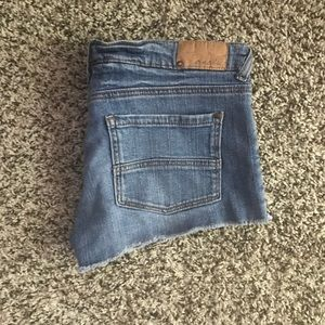 O'Neill Shorts - O'Neill patched denim shorts